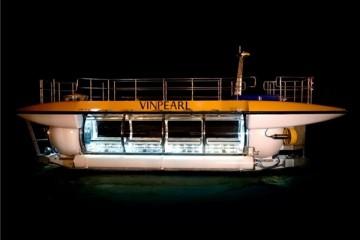罗姆宝克力®助力打造大型全景式海底观光潜水器