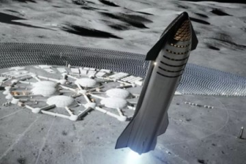 SpaceX为新星际飞船试飞做准备可能在周二或周三进行飞行测试
